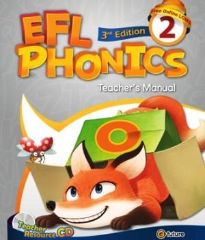 EFL Phonics 3rd Edition 2   Teacher's Manual with Resource CD