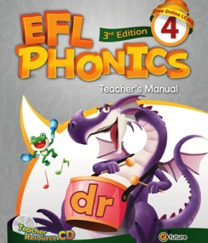 EFL Phonics 3rd Edition 4   Teacher's Manual with Resource CD