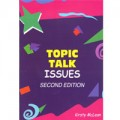 Topic Talk Issues 2nd Edition | Student Book