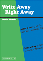 Write Away Right Away 2nd Edition | Student Book