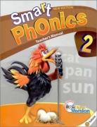 Smart Phonics New Edition 2  | Teacher's Manual (with CD-ROM)