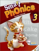 Smart Phonics New Edition 3  | Teacher's Manual (with CD-ROM)