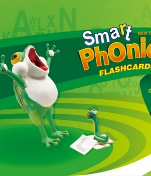 Smart Phonics New Edition 4  | Flash Cards