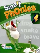 Smart Phonics New Edition 4  | Teacher's Manual (with CD-ROM)