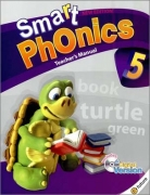 Smart Phonics New Edition 5  | Teacher's Manual (with CD-ROM)