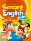 Smart English Starter | Student Book + Flashcards +Audio  CD