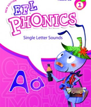 EFL Phonics 1 | Audio CD