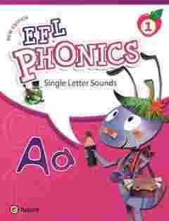 EFL Phonics 1 | Student Book (Workbook Included)