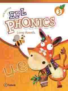 EFL Phonics 3 | Student Book (Workbook Included)