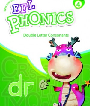 EFL Phonics 4 | Audio CD