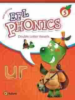 EFL Phonics 5 | Student Book (Workbook Included)