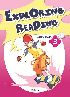 Exploring Reading Very Easy 3 | Student Book with CD