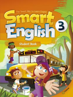 Smart English 3 | Student Book + Flashcards +Audio  CD