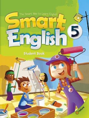Smart English 5 | Student Book + Flashcards +Audio  CD