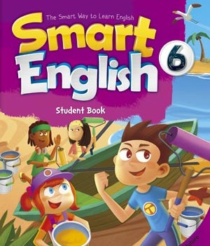 Smart English 6 | Student Book + Flashcards +Audio  CD