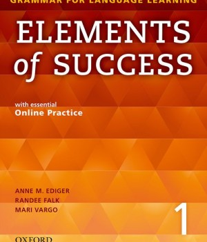 Elements of Success 1 | Student Book with Online Practice