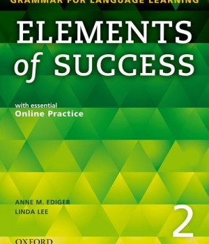 Elements of Success 2 | Student Book with Online Practice