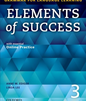Elements of Success 3 | Student Book with Online Practice
