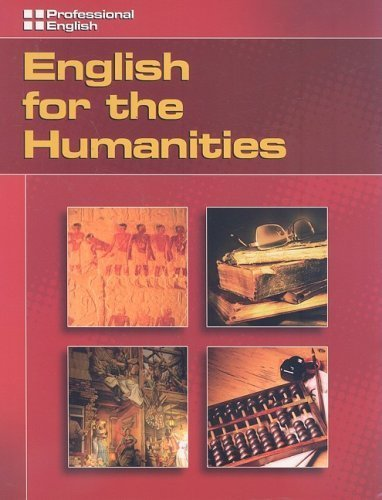 English for the Humanities | Teacher's Resource Book