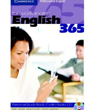 English365 2 | Personal Study Book with Audio CD