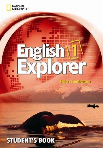 English Explorer 1 | Interactive Whiteboard CD-ROM