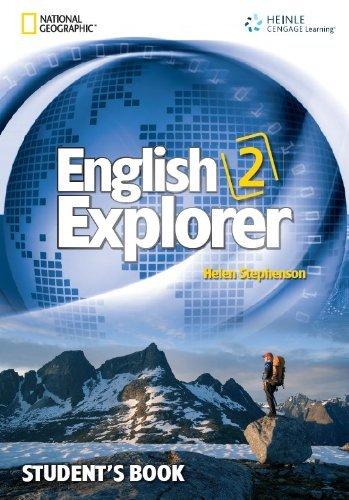 English Explorer 2 | Interactive Whiteboard CD-ROM