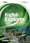 English Explorer 3 | Workbook with Workbook Audio CD