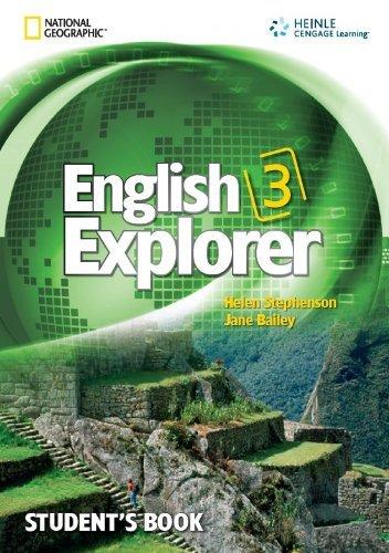 English Explorer 3 | Workbook with Workbook Audio CD