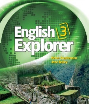 English Explorer 3 | Book with Multi-ROM