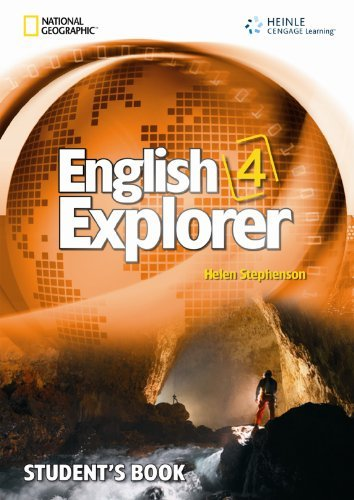 English Explorer 4 | Book with Multi-ROM