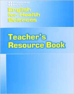 English for Health Sciences | Teacher's Resource Book