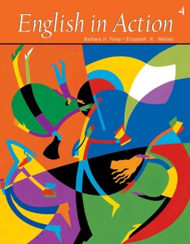 English in Action 4 (Second Edition) | Workbook with Audio CD