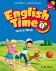 English Time Second Edition Level 1 | Workbook with Online Practice