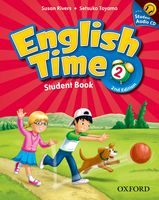 English Time Second Edition Level 2 | Student Book & Student CD Pack
