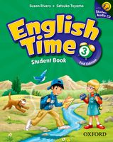 English Time Second Edition Level 3 | Student Book & Student CD Pack