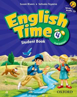 English Time Second Edition Level 4 | Class Audio CDs (2)