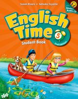 English Time Second Edition Level 5 | Student Book & Student CD Pack