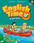 English Time Second Edition Level 6 | Student Book & Student CD Pack