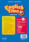 English Time Cards