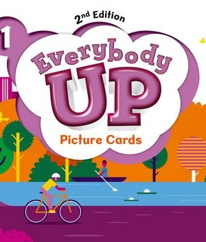 Everybody Up 1 (2nd Ed) | Picture Cards
