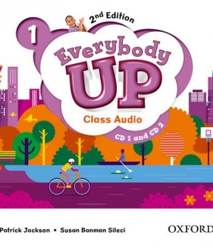 Everybody Up 1 (2nd Ed) | Class Audio CDs (2)