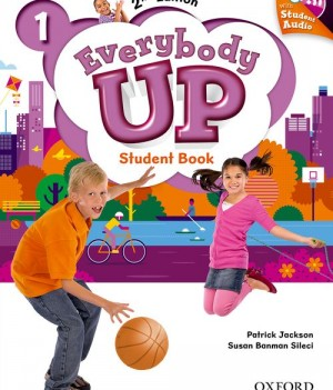 Everybody Up 1 (2nd Ed) | Student Book with Audio CD Pack