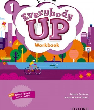 Everybody Up 1 (2nd Ed) | Workbook with Online Practice