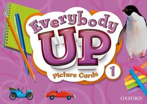 Everybody Up Level 1 | Picture Cards (134)