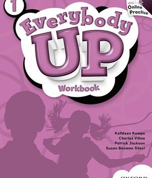 Everybody Up Level 1 | Workbook with Online Practice