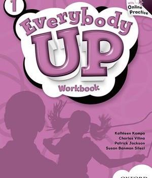 Everybody Up Level 1 | Workbook with Online Practice