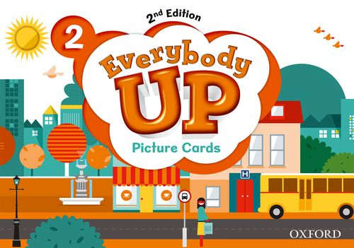 Everybody Up 2 (2nd Ed) | Picture Cards