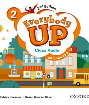 Everybody Up 2 (2nd Ed) | Class Audio CDs (2)