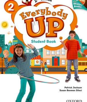 Everybody Up 2 (2nd Ed) | Student Book with Audio CD Pack