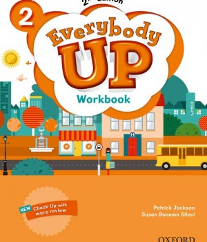 Everybody Up 2 (2nd Ed) | Workbook with Online Practice